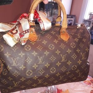 💯Authentic Louis Vuitton Speedy 35🌾